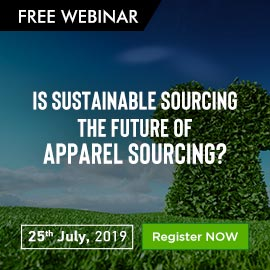 Free Webinar - Is Sustainable Sourcing the future of Apparel Sourcing?